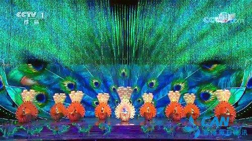 舞蹈家宋洁领衔主演的舞蹈《吉祥吉祥》轰动亚洲文化嘉年华